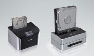 Freecom Hard Drive Dock y Hard Drive Dock Pro