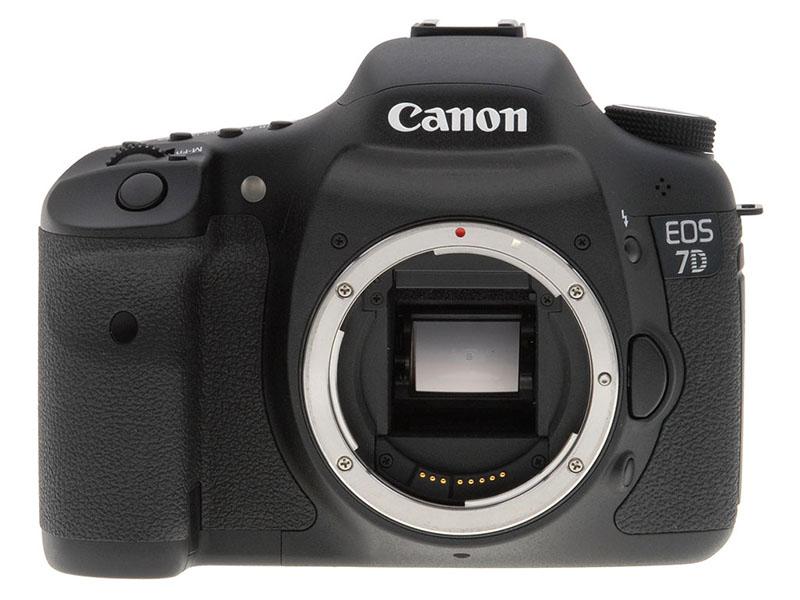 Canon añade nuevas prestaciones a la EOS 7D con el nuevo Firmware v.2