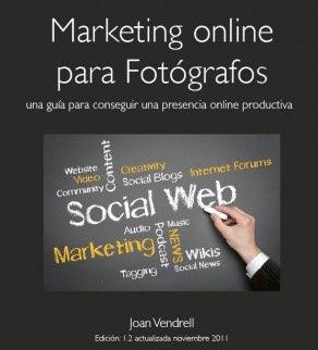 """ebook"" Marketing online para Fotógrafos"