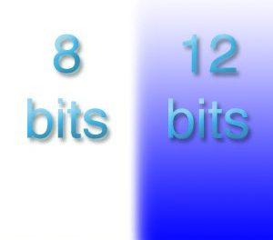 Profundidad de color, 8 bits y 16 bits. ¿Para qué?.