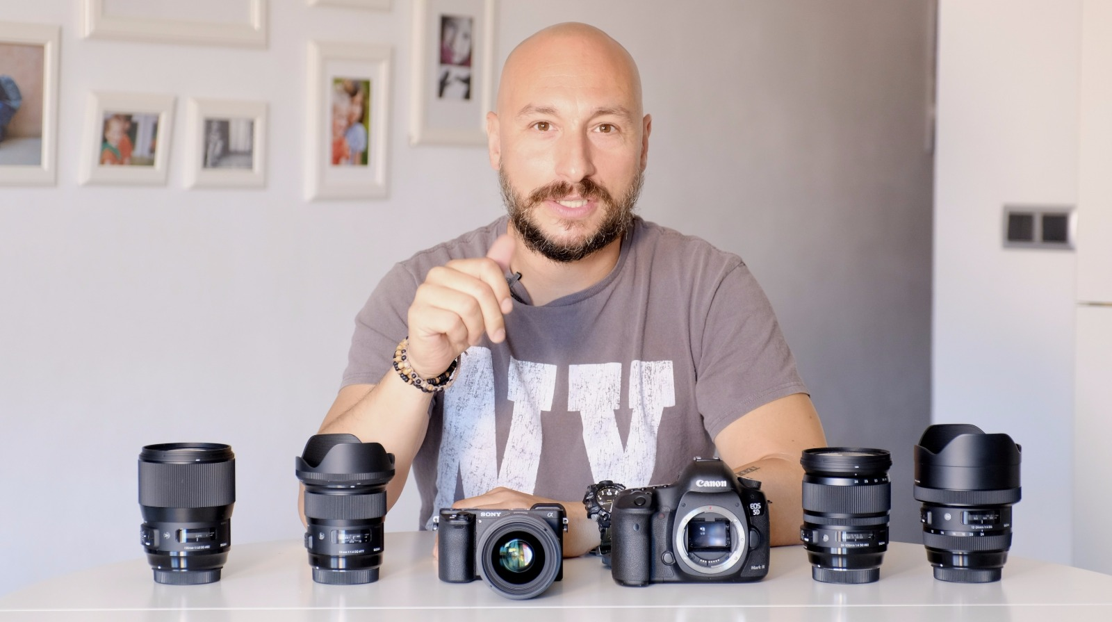 Sigma MC-11, adaptador de objetivos Sigma con montura Canon a Sony