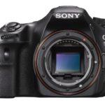 Sony presenta las nuevas α58 y NEX-3N