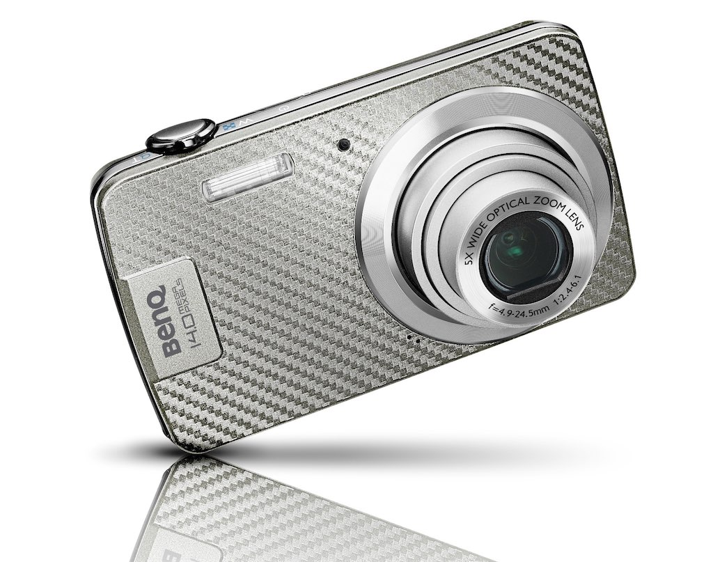 BenQ presenta su nueva cámara digital, la AE100