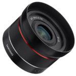 Samyang AF 24mm ƒ2,8 FE,  nuevo objetivo autofocus para Sony E