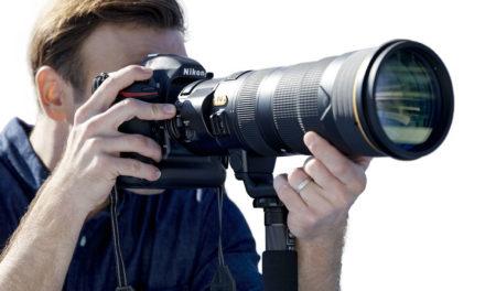 Nikon 180-400mm ƒ/4, 12.000€ de teleobjetivo