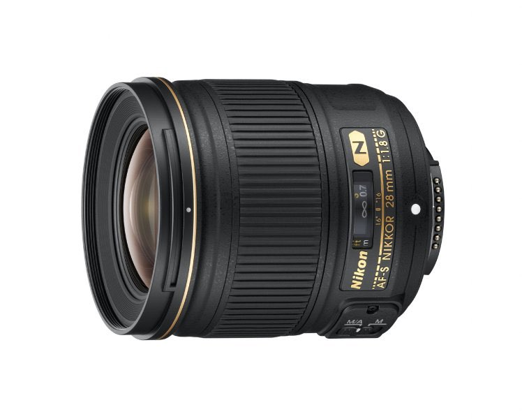 AF-S Nikkor 28mm f/1.8G, el nuevo objetivo gran angular de formato FX
