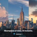 Luminar 4 llegará este otoño con AI Sky Replacement