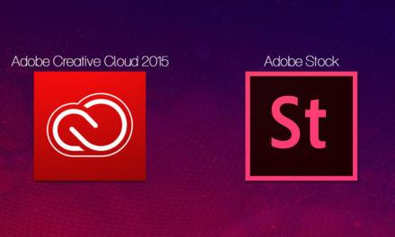 Adobe anuncia la versión 2015 de Creative Cloud junto a Adobe Stock