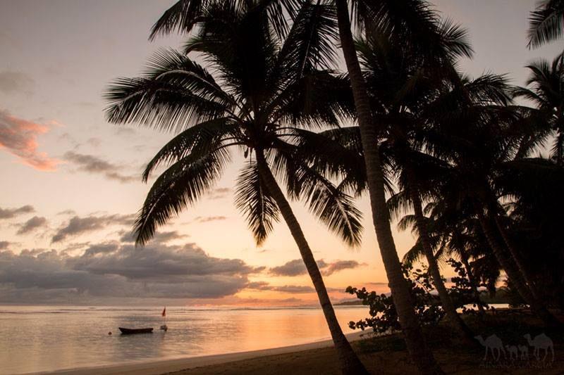 Amanecer en el Portillo Republica Dominicana