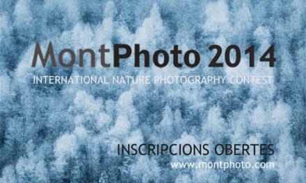 MontPhoto 2014. Concurso Internacional de Fotografía de Naturaleza