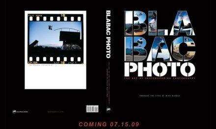 Mike Blabac, skater y fotógrafo.