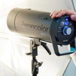 Siros L, el nuevo flash compacto con batería de Broncolor