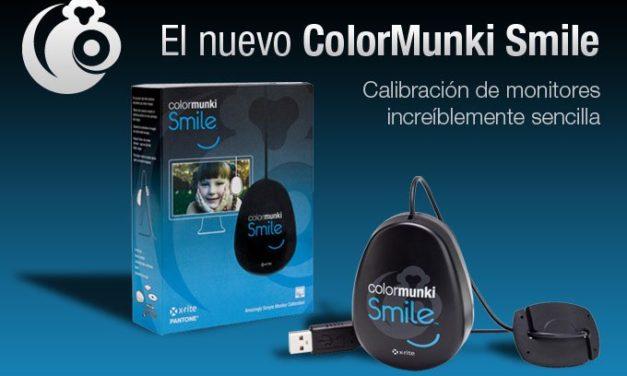 X-Rite ColorMunki Smile, el nuevo calibrador básico