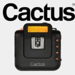 Controla inalámbricamente tus flashes con Cactus