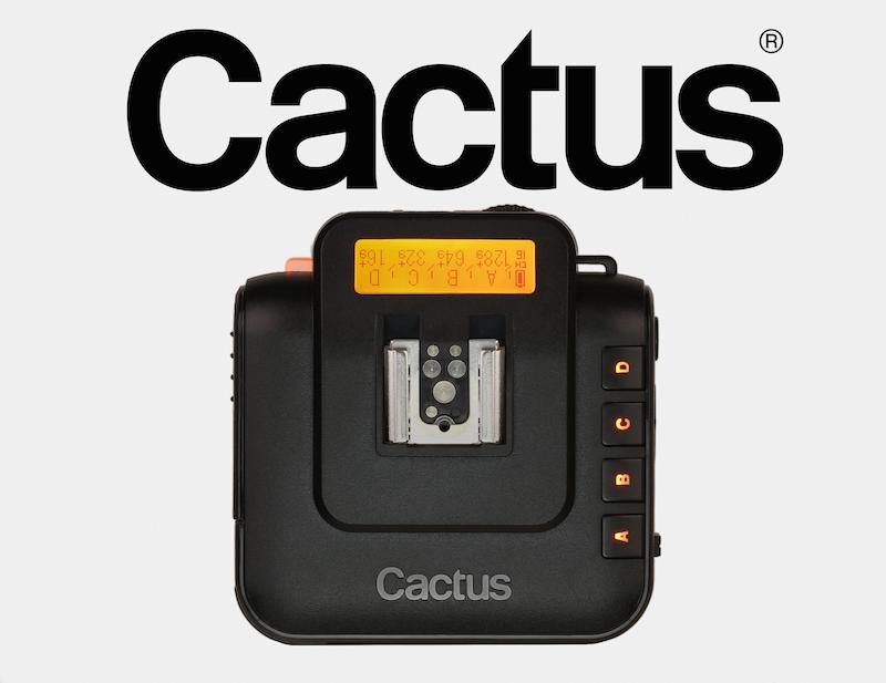 Gracias a Cactus puedes trabajar inalámbricamente con tus flashes