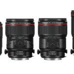 4 nuevos objetivos se suman a la serie L de Canon