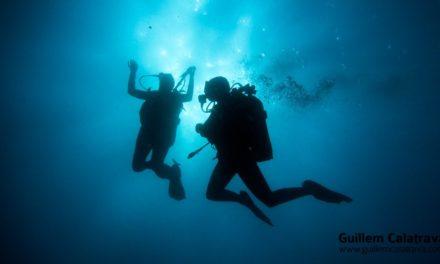 Canon PowerShot D30, probando la cámara acuática a 20 metros de profundidad