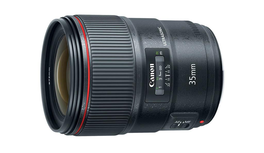 Canon ef 35mm f/1,4 II L USM