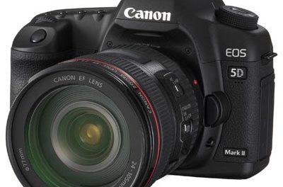 Firmware 2.0.3 de Canon EOS 5D Mark II, ya disponible!