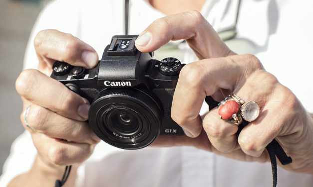 """Canon G1 X Mark III, la nueva """"top"""" de la seria Powershot G"""