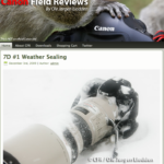 Canon Field Reviews