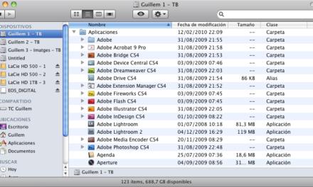 Como activar Lightroom a 64 bits en MAC