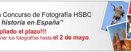 """Ampliado el plazo del concurso de Fotografía HSBC """"30 años de historia en España"""""""