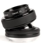LensBaby Composer Pro + Sweet 35