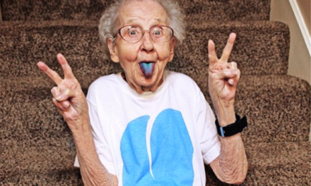 Betty, una abuela de 80 años luchando contra un cáncer terminal en Instagram