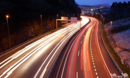 Cómo fotografiar carreteras