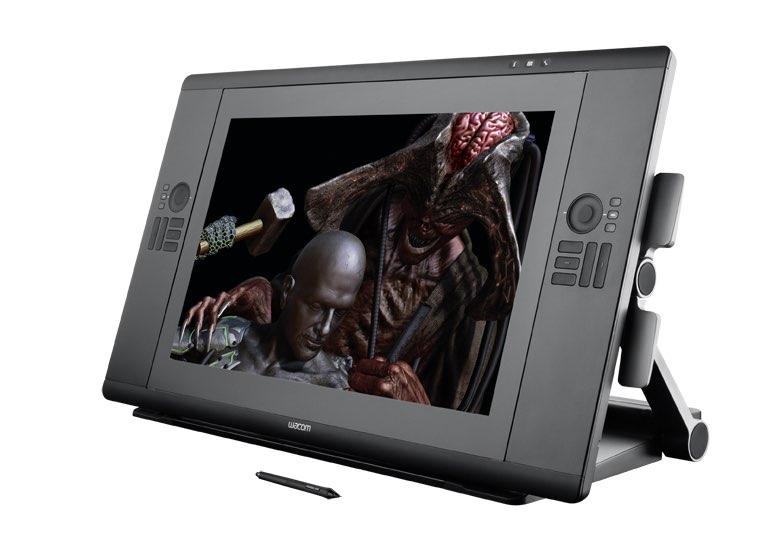 Nuevas Cintiq de Wacom. Cintiq 24HD touch y Cintiq 22HD