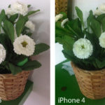 Comparando fotográficamente el iPhone 5 vs. iPhone 4