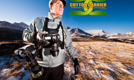 Cotton Carrier, el mejor sistema de sujeción