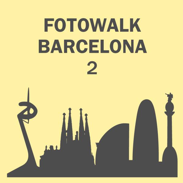 Fotowalk Barcelona II. Avanzando