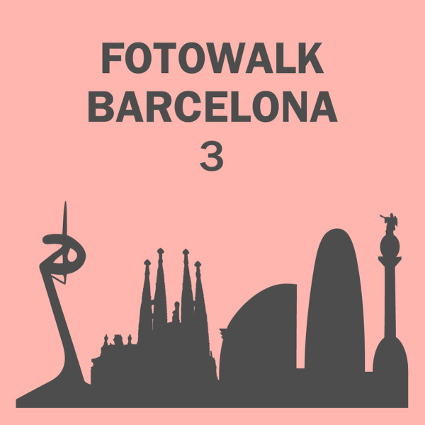 Fotowalk Barcelona III. El Reto