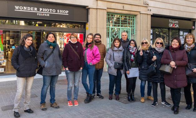 Terminamos el curso de fotografía con Smartphone con fotos impresas gracias a la Wonder Photo Shop