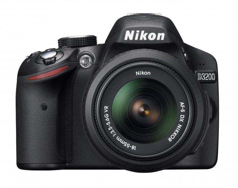Nueva Nikon D3200, la sucesora de la D3100