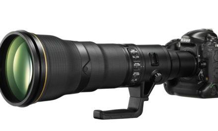 Nuevos objetivos Nikon: AF-S NIKKOR 18–35mm f/3.5–4.5G ED y AF-S NIKKOR 800mm f/5.6E FL ED VR
