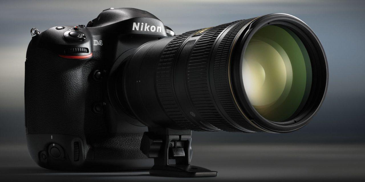 Ampliando información de la nueva Nikon D4