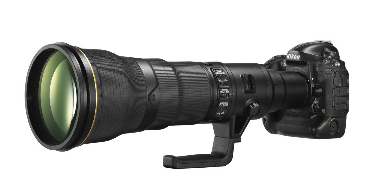 Nikon presenta un superteleobjetivo de 800mm