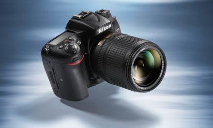 Nueva Nikon D7200, con WiFi y NFC.
