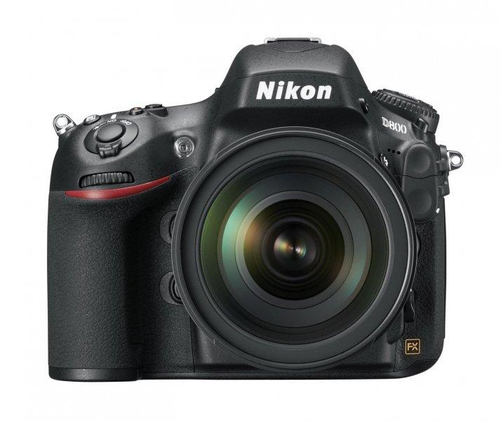 Nikon D800, ya es oficial