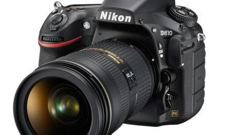Nueva Nikon D810, 36 megapíxeles en un nuevo sensor FX