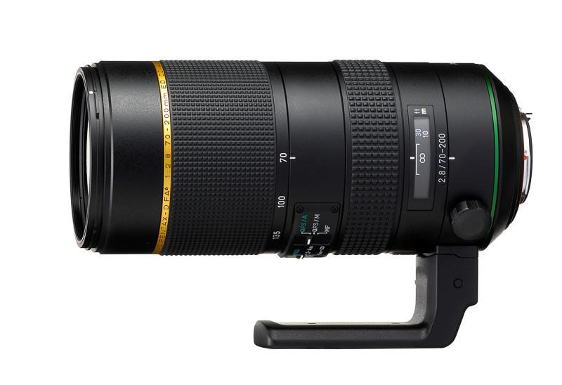 Nuevos teleobjetivos de Pentax: 70-200mm y 150-450mm