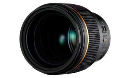 Ricoh anuncia el desarrollo del nuevo objetivo PENTAX 85mm ƒ/1,4