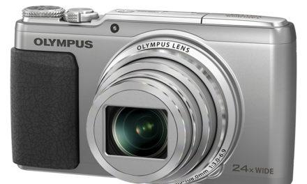 Olympus Stylus Traveller, nueva gama alta de compactas con estabilización de 5 ejes