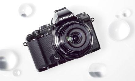 Olympus STYLUS 1, nueva cámara compacta con estilo réflex