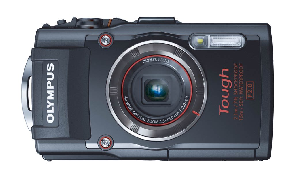 Nuevas cámaras Olympus Stylus TOUGH TG-4 y STLYUS 1s