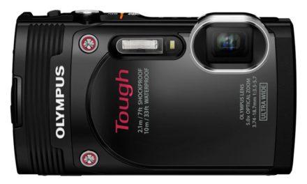 Olympus TG-850, la nueva cámara resistente