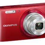 Nuevas cámaras Olympus: VR-370 y VG-180